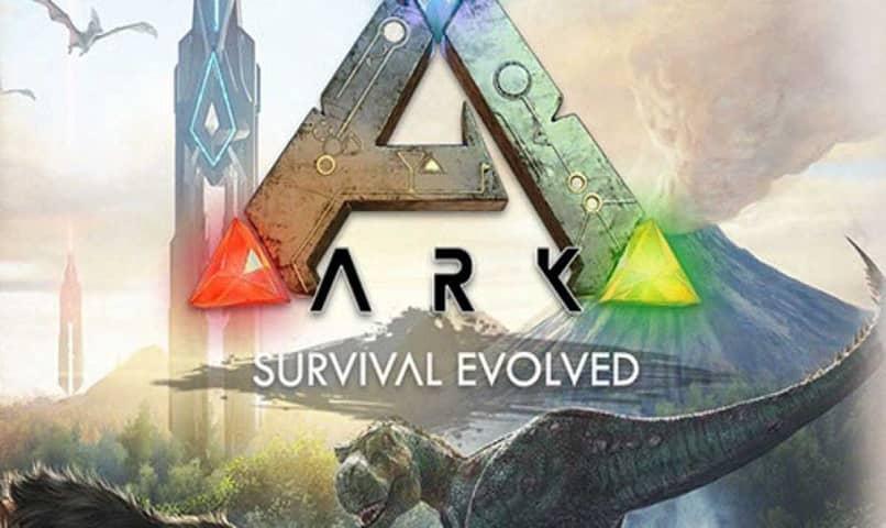 videojuego prehistorico ark