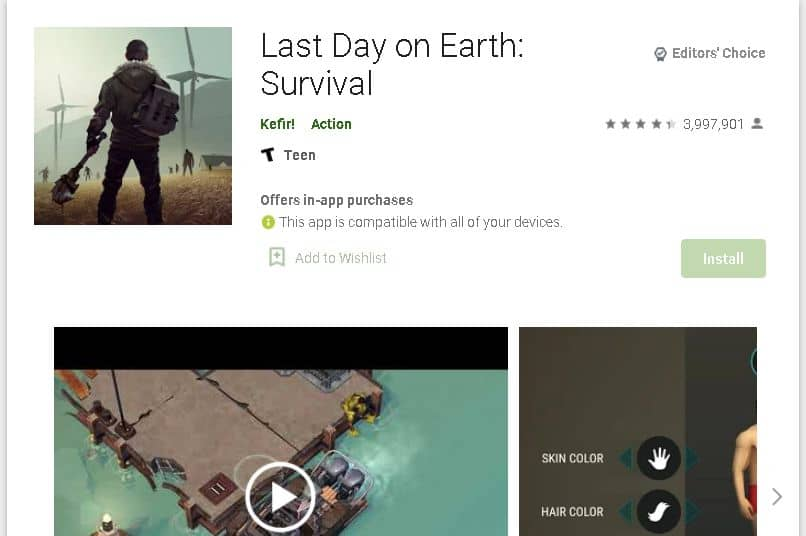 juegos como rust android