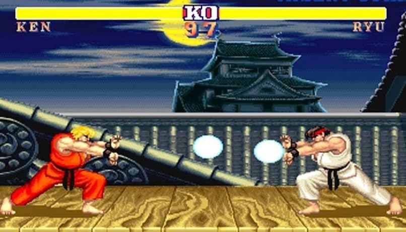 juego ken ryu