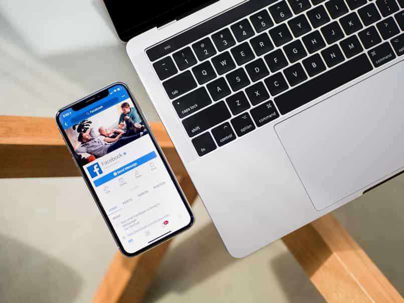 registro de actividad en facebook con historial reciente