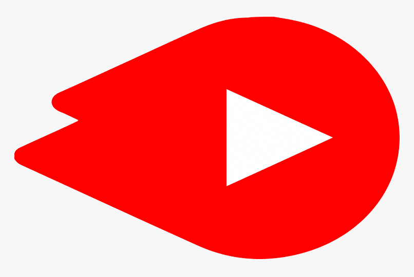 logo grande de la aplicacion de videos youtube go