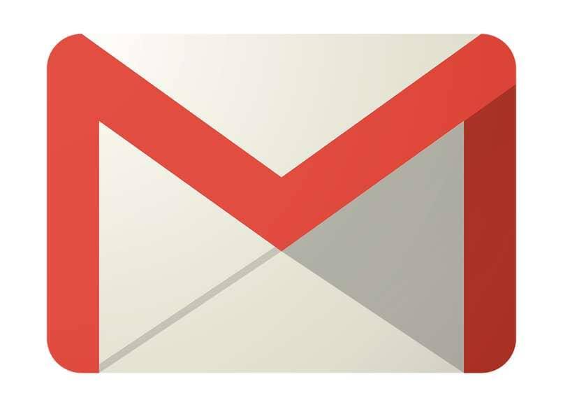 logo sencillo de gmail