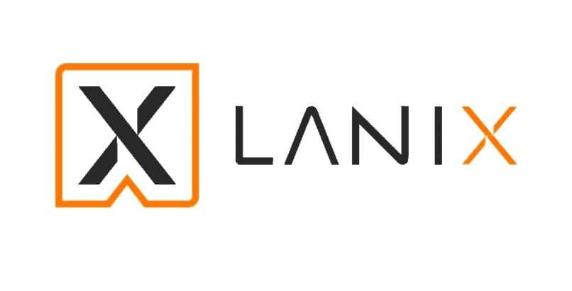 logotipo lanix moviles