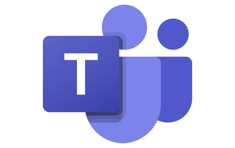 logo teams microsoft dos reuniones