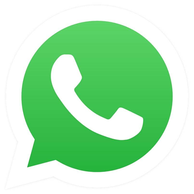 logo de whatsapp ejemplo
