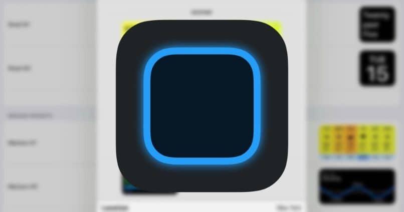 logo de varios widgets