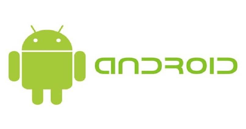logotipo oficial de android donde vemos a un robot que es su simbolo