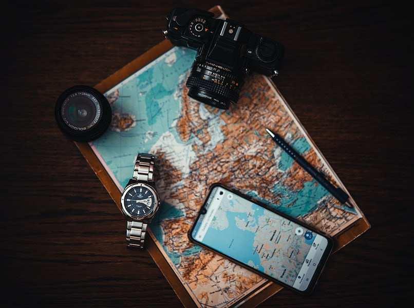 implementos para viajar