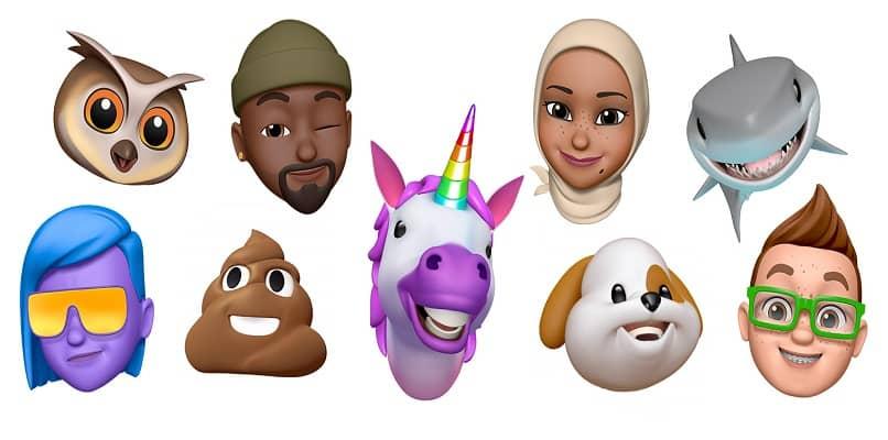 variedad de emojis en twitch