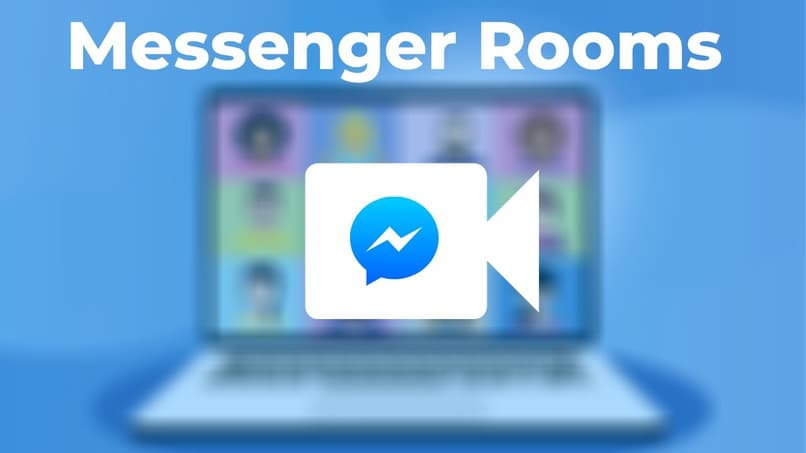 logo de messenger rooms