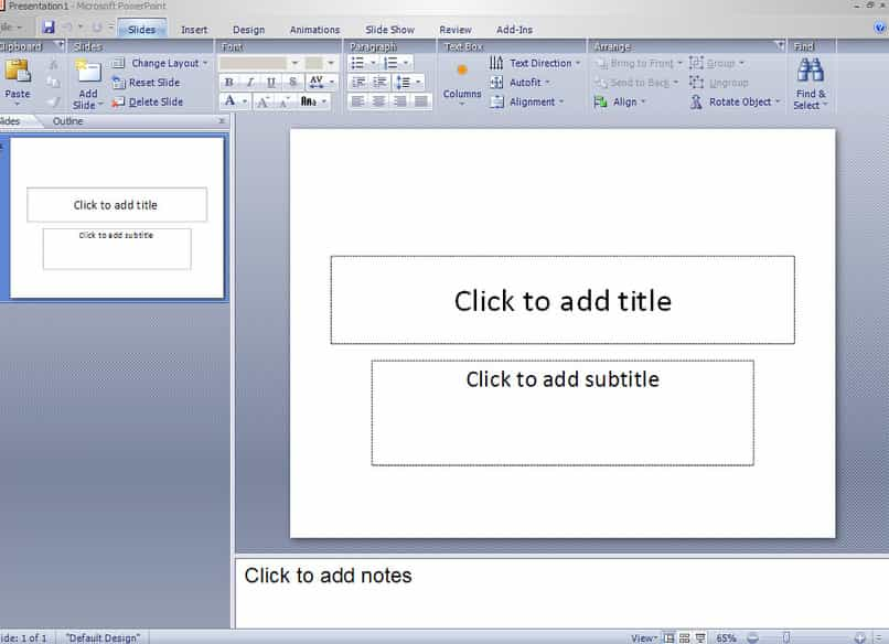 where powerpoint and its functions are used