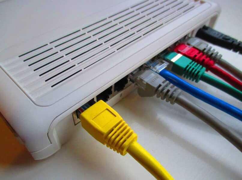 modem configurado con nueva direccion mac