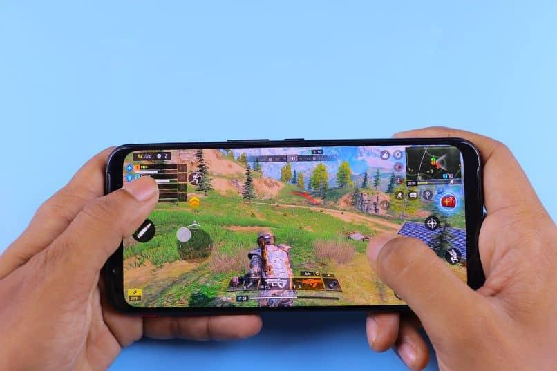 activar modo juego android