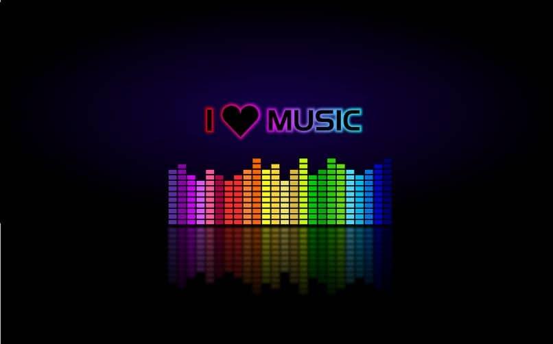 musica con ritmo de colores