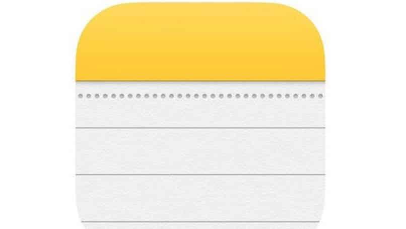 fijar notas en la pantalla celular iphone ipad
