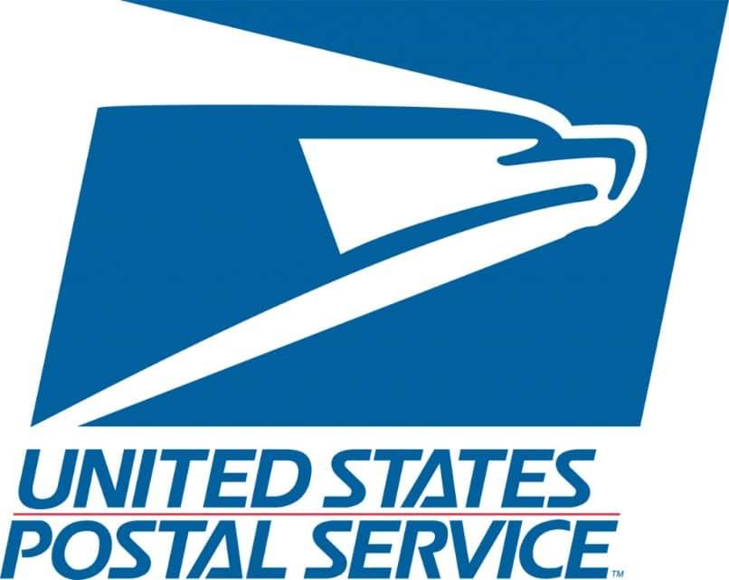 us serviço postal eeuu usps logótipo