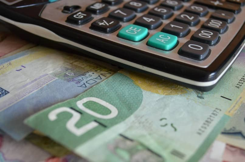 operacion matematica finanzas