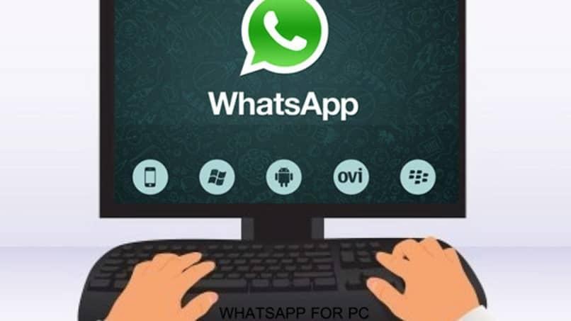 ordenador pc usar whatsapp