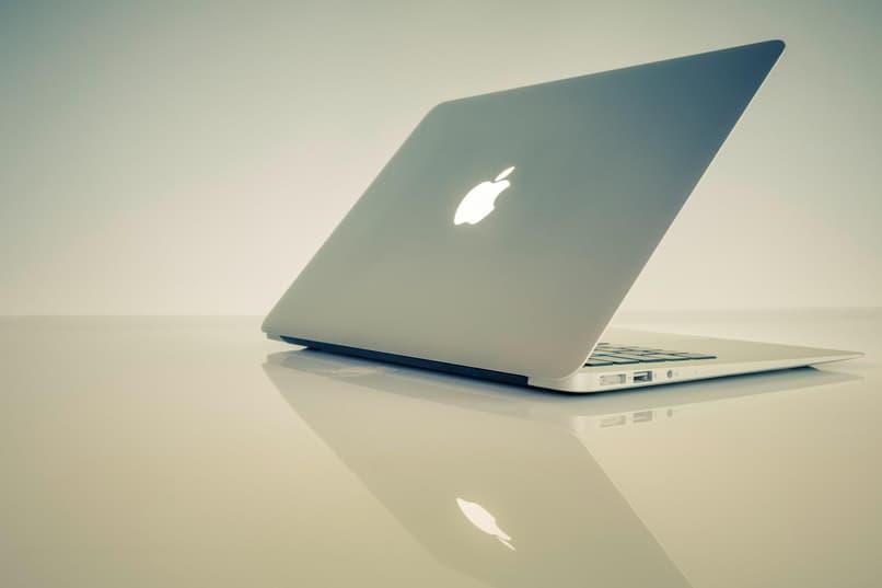 portatil de mac