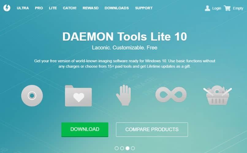 arreglar problema dtcommonres dll descarga daemon tools
