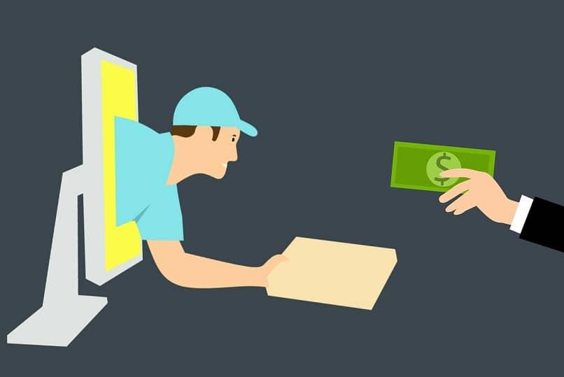 entrega de compra online