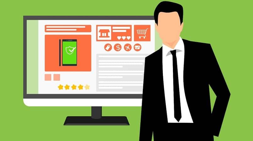 negocios productos web online
