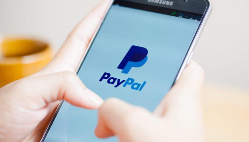 telefono abre la aplicacion paypal