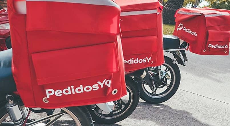 delivery en moto pedidos ya