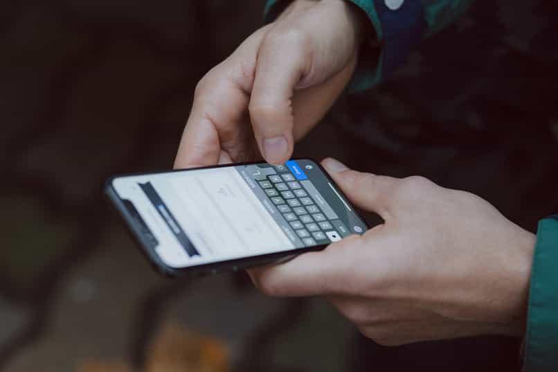 activar el texto predictivo o redaccion inteligente