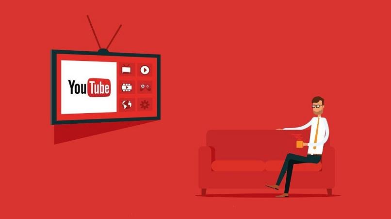 tv youtube hombre