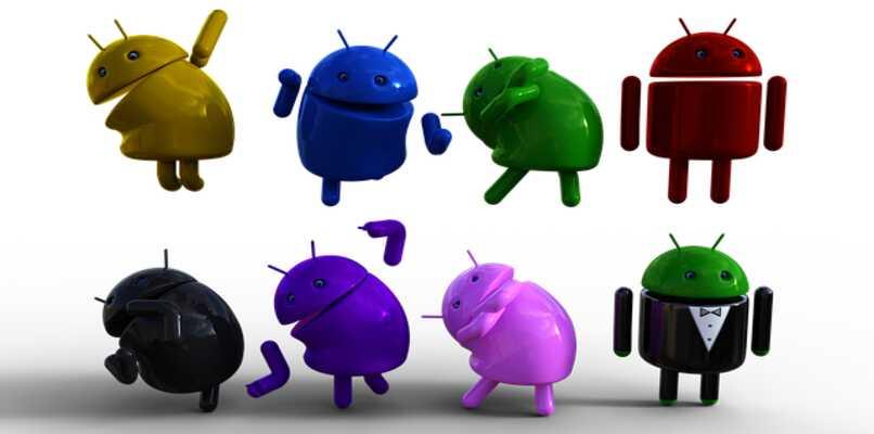 robot mini android