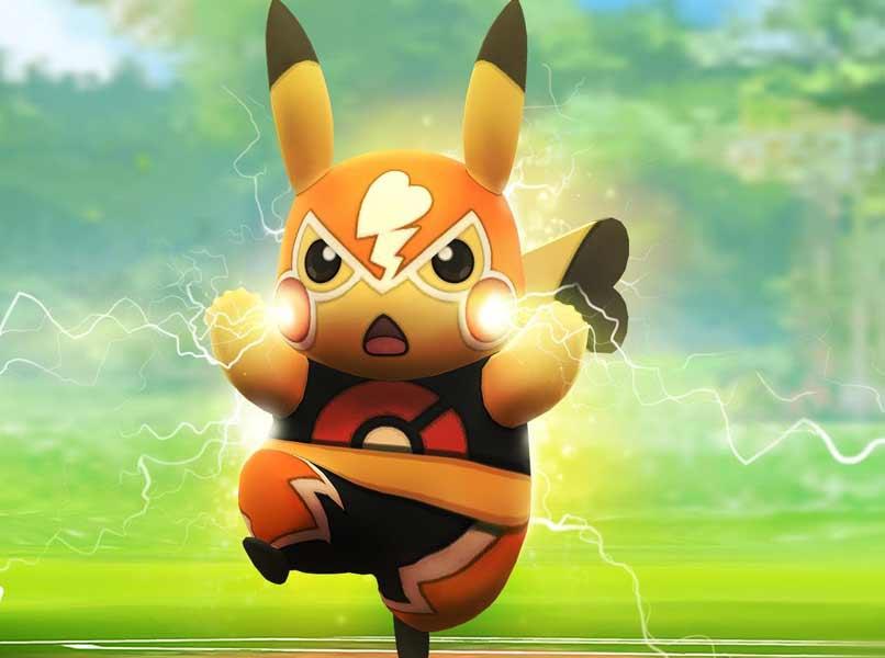 pikachu edicion especial