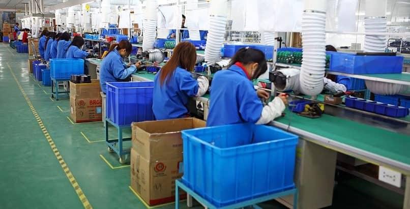 fabrica produccion costo