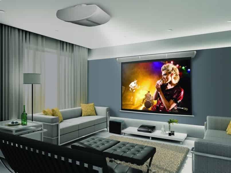 proyector de video partes caracteristicas tipos