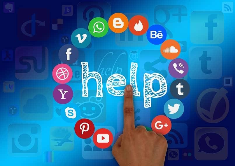 encontrar ayuda para instagram redes sociales