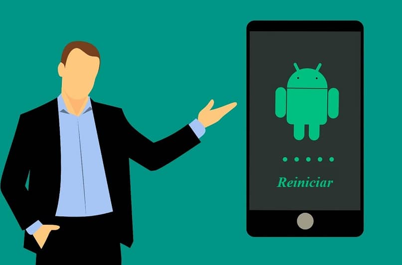restableciendo dispositivo android