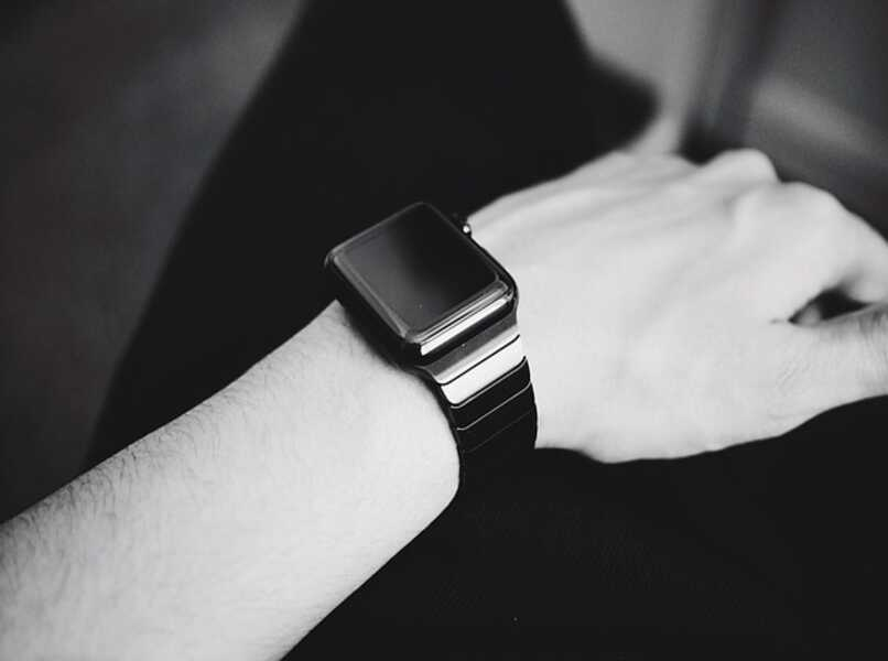 smartwatch apagado