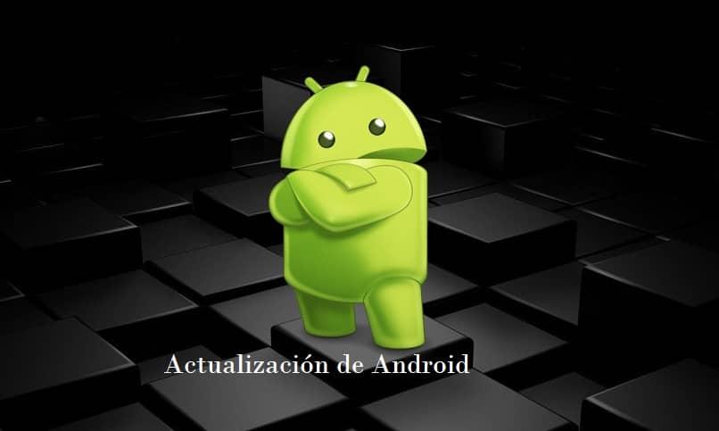 actualizar el sistema android