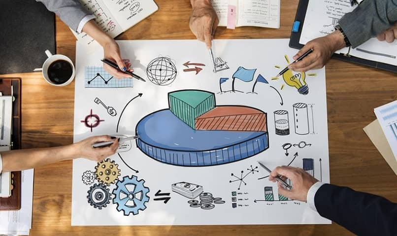 reunion planeando una estrategia corporativa
