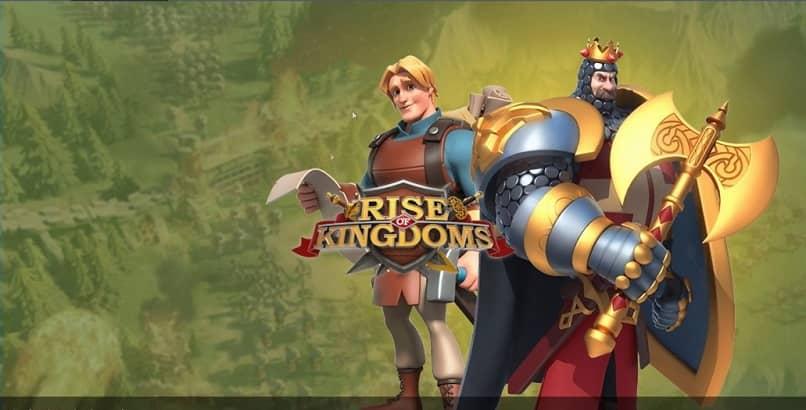 civilizaciones de rise of kingdoms