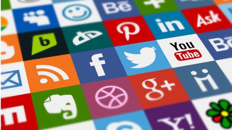 variedas de redes sociales