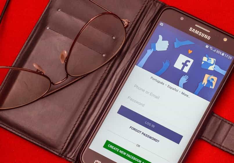 habilitar una cuenta en revision facebook