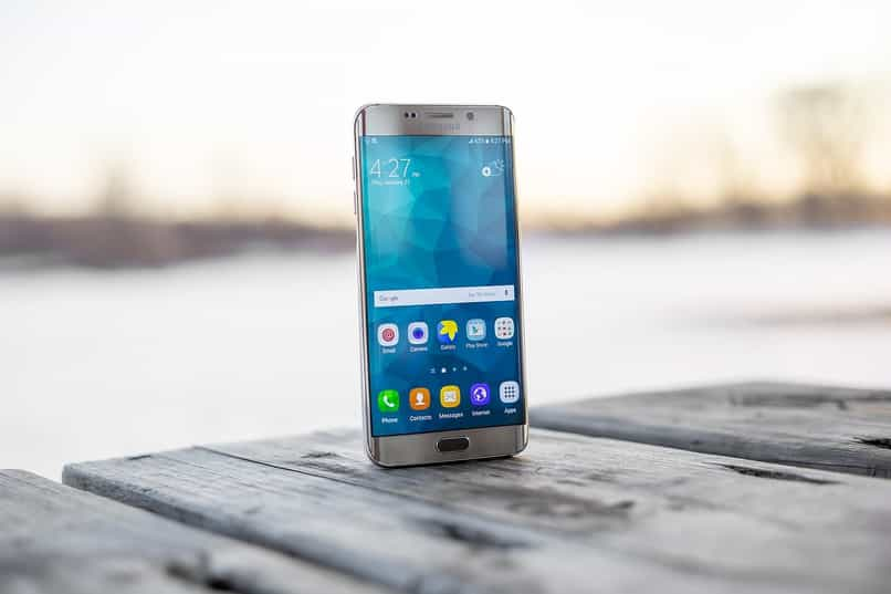 aplicaciones recientes android usadas movil