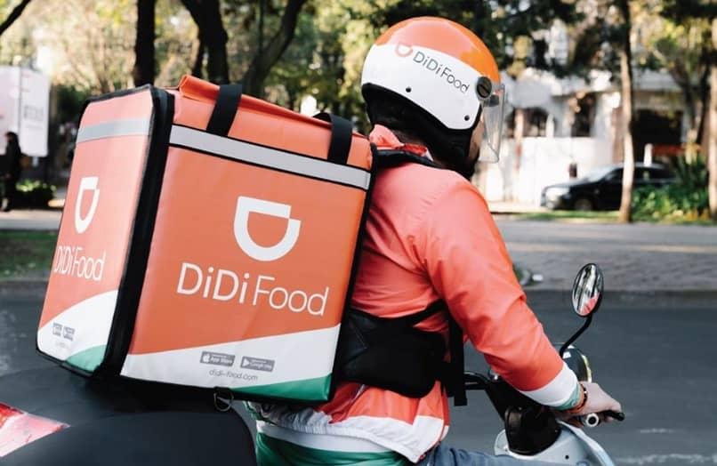 entrega delivery comida