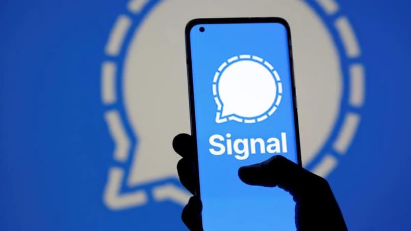 aplicacion signal