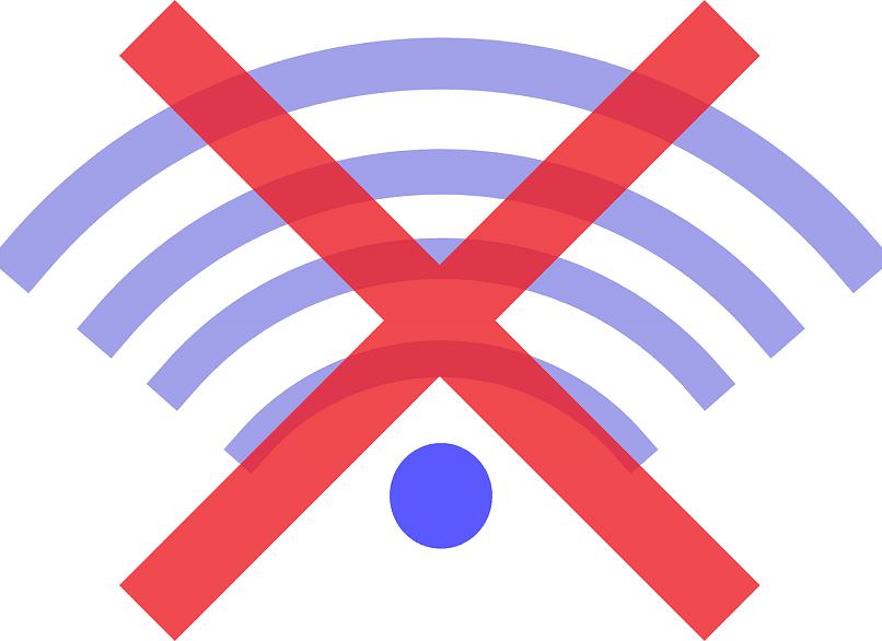 no hay conexion wifi