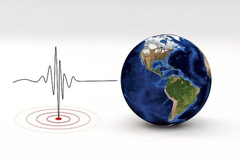 sismo en la tierra