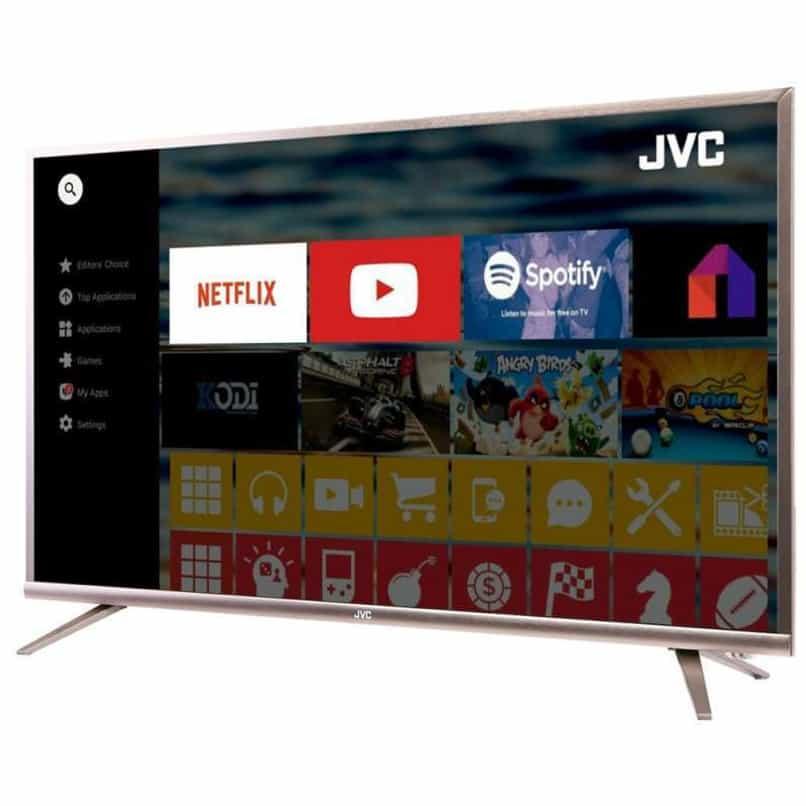 activar o desactivar subtitulos en jvc tv