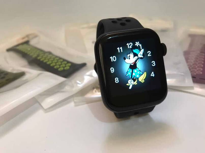 smartwatch t500 inicio