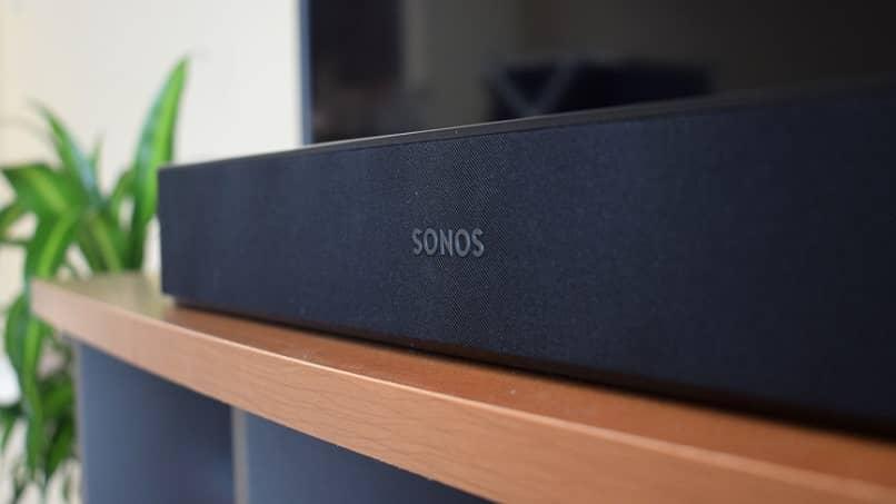tv speaker sonos